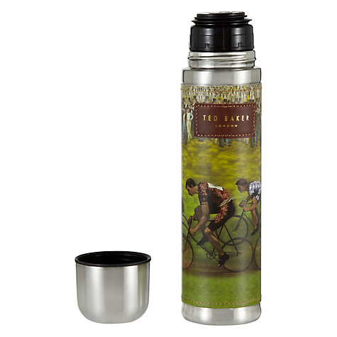 Buy Ted Baker Cycling Flask, 500ml Online at johnlewis.com