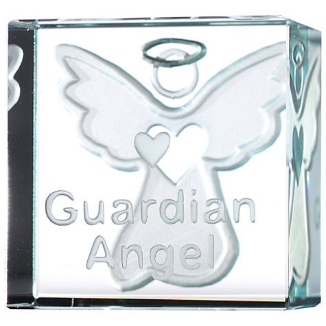 Buy Spaceform Guardian Angel Text Token Online at johnlewis.com