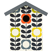Buy Orla Kiely Flower Stem Bird House Online at johnlewis.com