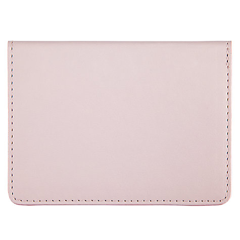 Buy Ted Baker Travel Card Holder and Mirror Online at johnlewis.com