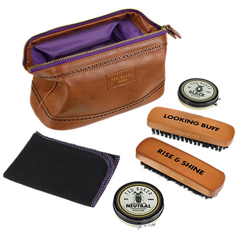 Buy Ted Baker Brogue Shoe Shine kit Online at johnlewis.com