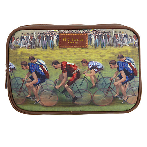 Buy Ted Baker Cycling Clobber Washbag Online at johnlewis.com