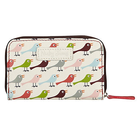 Buy Nicky James Birds Coin Purse Online at johnlewis.com