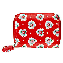 Buy Cath Kidston Sweetheart Rose Travel Purse Online at johnlewis.com
