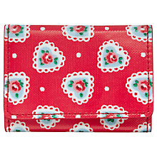 Buy Cath Kidston Sweetheart Rose Ticket Holder Online at johnlewis.com