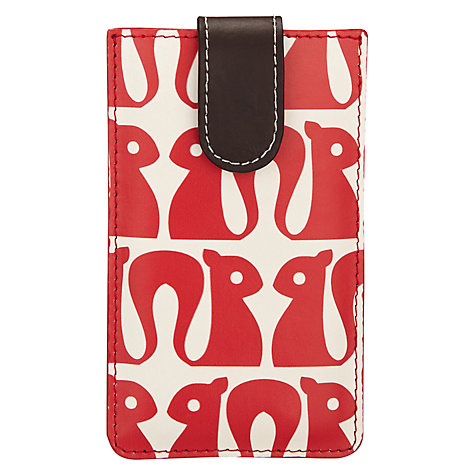 Buy Nicky James Squirrel iPhone Sleeve Online at johnlewis.com
