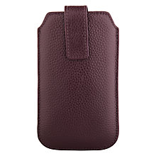 Buy Smith & Canova Leather Phone Case Online at johnlewis.com