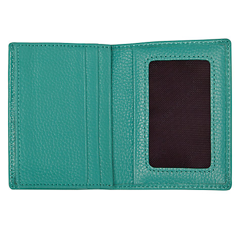 Buy Smith & Canova Leather Change Purse Online at johnlewis.com