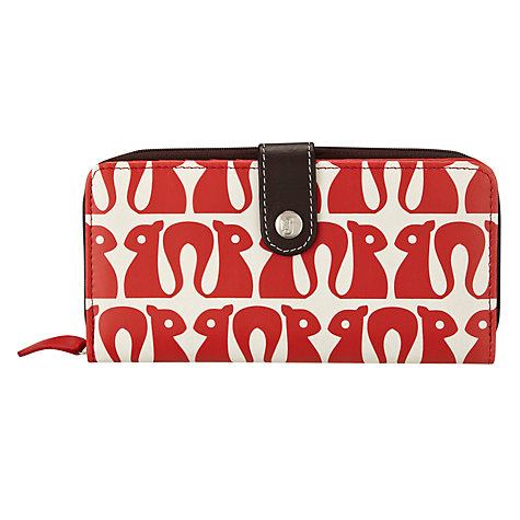 Buy Nicky James Squirrel Zip Around Purse Online at johnlewis.com