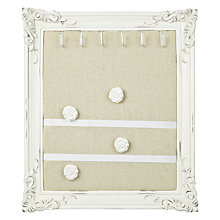 Buy LC Designs Large Jewellery Frame Online at johnlewis.com