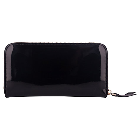 Buy Smith & Canova Leather Formal Long Purse Online at johnlewis.com