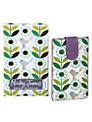 Nicky James Bloom iPhone Sleeve, Green