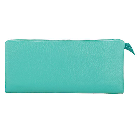 Buy Smith & Canova Leather Casual Long Purse Online at johnlewis.com