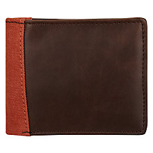 Buy Jacob Jones by LC Designs Wallet with Pouch, Orange Online at johnlewis.com