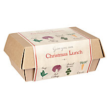 Buy Kew Gardens Christmas Dinner Grow Box Online at johnlewis.com