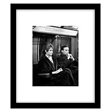 Buy Getty Images Gallery  Bardot On Tube Framed Print, 57 x 49cm Online at johnlewis.com