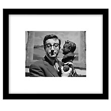 Buy Getty Images Gallery Sellers Bust Framed Print, 49 x 57cm Online at johnlewis.com