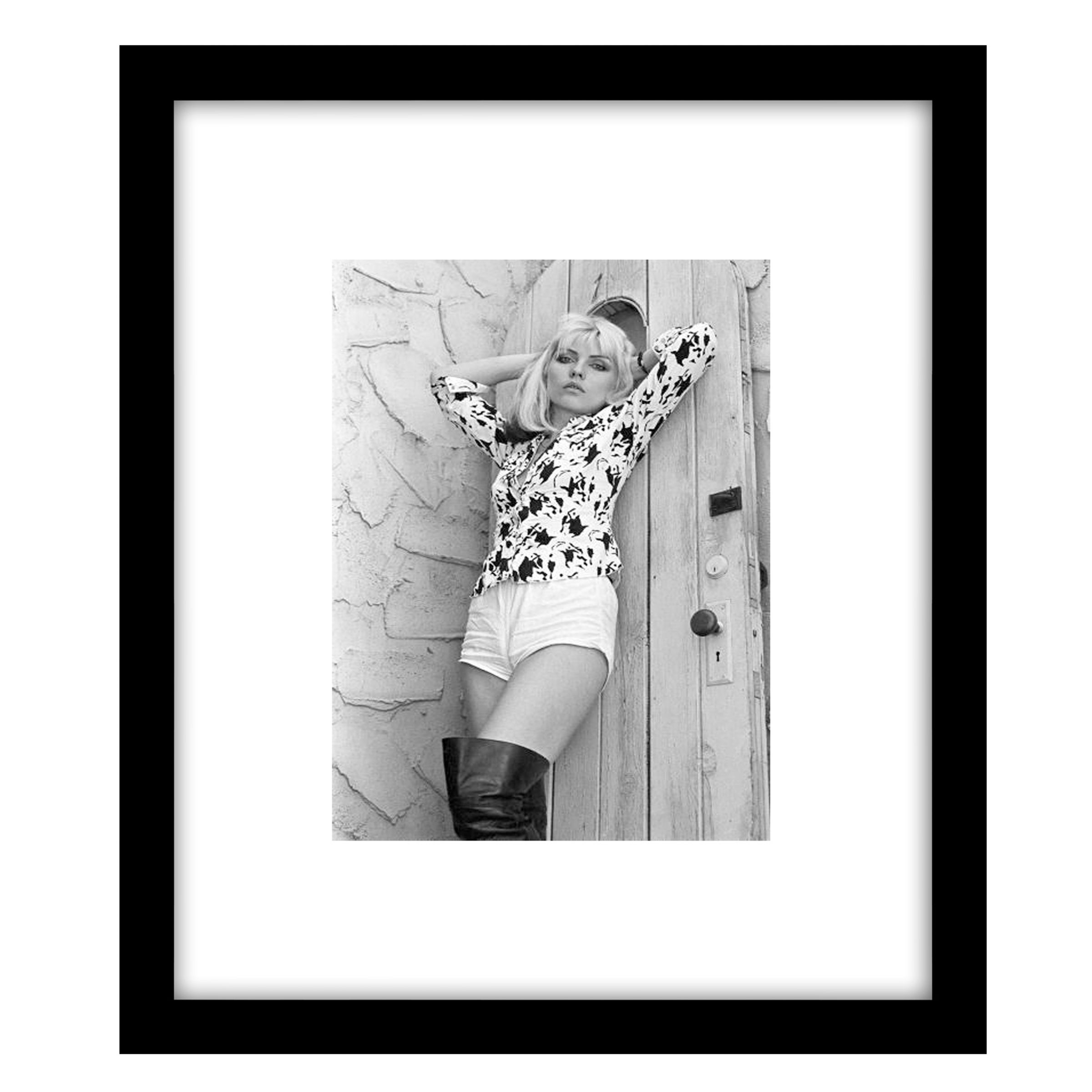 Getty Images Gallery Getty Images Gallery Debbie Harry Framed Print, 57 x 49cm