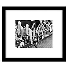Buy Getty Images Gallery Sitting Pretty Framed Print, 49 x 57cm Online at johnlewis.com