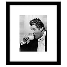Buy Getty Images Gallery Tommy's Tea Break Framed Print, 57 x 49cm Online at johnlewis.com