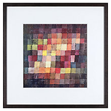 Buy Paul Klee - Ancient Harmony Framed Print, 42 x 42cm Online at johnlewis.com