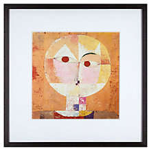Buy Paul Klee - Senecio Framed Print, 42 x 42cm Online at johnlewis.com