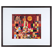 Buy Paul Klee - Castle and Sun Framed Print, 42 x 52cm Online at johnlewis.com