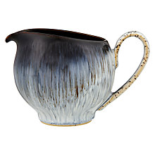 Buy Denby Halo Creamer, 0.275L, Multi Online at johnlewis.com