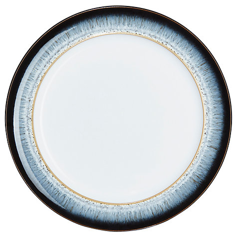 Buy Denby Halo Dinner Plate, Dia.27cm, Multi Online at johnlewis.com