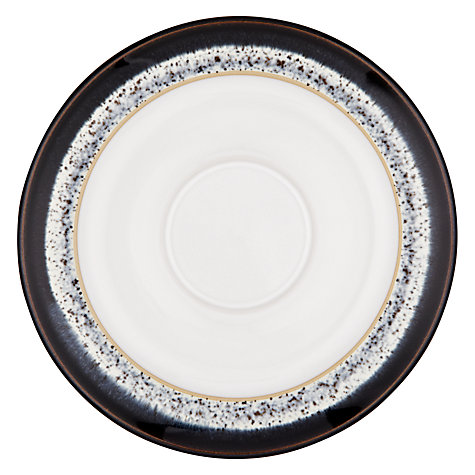 Buy Denby Halo Tea Saucer Online at johnlewis.com