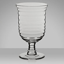 Buy Sophie Conran for Portmeirion Hurricane Lamp, H25cm, White Online at johnlewis.com