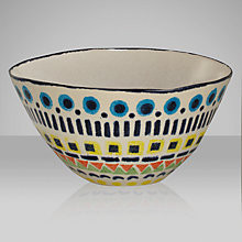 Buy Da Terra  Folklore Salad Bowl Online at johnlewis.com