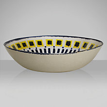 Buy Da Terra Folklore Pasta Bowl Online at johnlewis.com