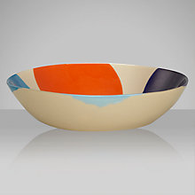 Buy Da Terra Splash Pasta Bowl Online at johnlewis.com