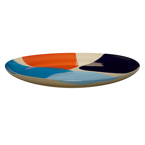 Buy Da Terra Splash Dinner Plate Online at johnlewis.com