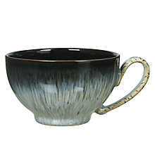 Buy Denby Halo Tea / Coffee Cup & Saucer Online at johnlewis.com