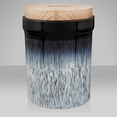 Buy Denby Halo Storage Jar, 1L, Multi Online at johnlewis.com