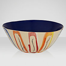 Buy Da Terra Multicolour Cereal Bowl Online at johnlewis.com