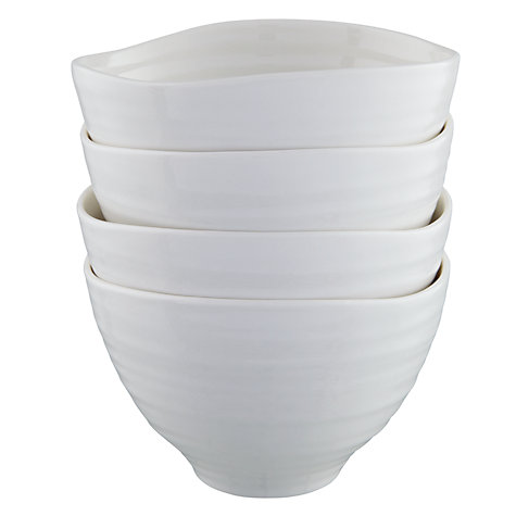 Buy Sophie Conran for Portmeirion Small Bowl, White Online at johnlewis.com
