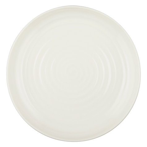 Buy Sophie Conran for Portmeirion Round Buffet Plate, White Online at johnlewis.com