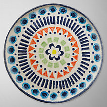Buy Da Terra Folklore Side Plate Online at johnlewis.com
