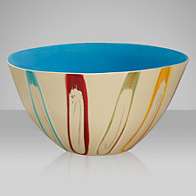 Buy Da Terra Multicolour Salad Bowl Online at johnlewis.com