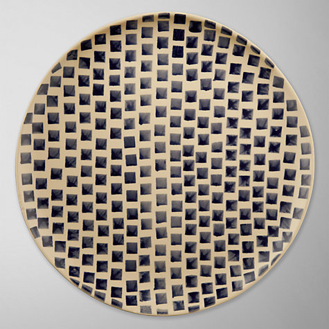 Buy Da Terra Tribal Dinner Plate Online at johnlewis.com