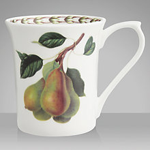 Buy RHS Hooker's Fruit Pear Mug Online at johnlewis.com