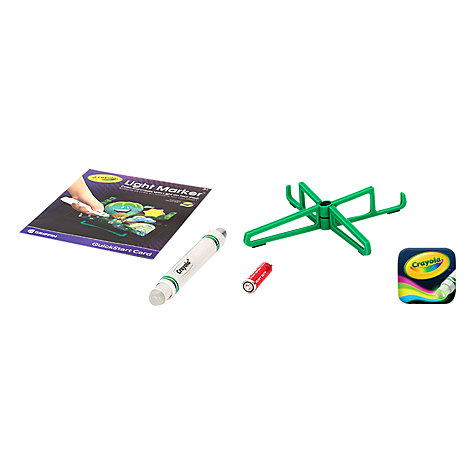 Buy Crayola Light Marker for iPad Online at johnlewis.com
