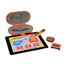 Buy Crayola Digi-Tools Airbrush Pack for iPad Online at johnlewis.com