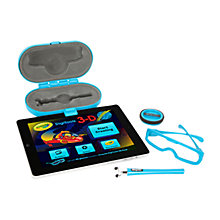Buy Crayola Digi-Tools 3D Pack for iPad Online at johnlewis.com