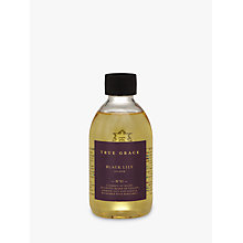 Buy True Grace Black Lily Refill, 250ml Online at johnlewis.com
