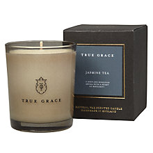 Buy True Grace Jasmine Tea Scented Candle Online at johnlewis.com