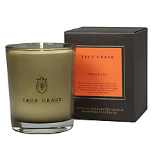 Buy True Grace Orangery Scented Candle Online at johnlewis.com